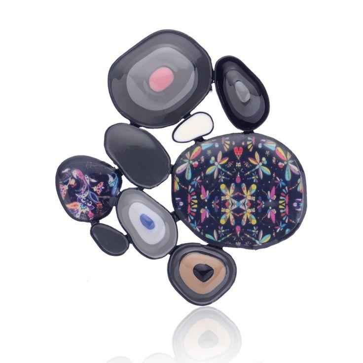 Детская одежда для девочек Аксессуары геометрический принцессы Модные украшения эмаль Броши для женщин Подарки на день рождения купить на AliExpress
