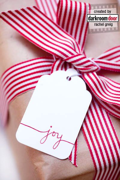More Than 100 Cool DIY Christmas Gift Wrapping Ideas | Shelterness