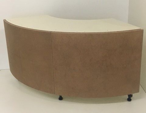 Kitchen Island - Doors designed by Curved Door Store Ltd  Made and based in Castleford West Yorkshire  https://www.curveddoorstore.co.uk