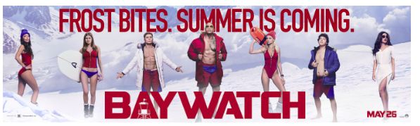 Lamar Advertising and Paramount Pictures kickedoff a cool (pun intended) new digital out of home campaign to promote the upcoming release of the Baywatch movie. Using Lamar's dynamic digital capabilities, each billboard automatically displays a contextually relevant Baywatch ad triggered by the current weather. The campaign is running through Feb. 5th on 52 digital billboards in 16 markets with the coldest temperatures in our footprint. Here's how the weather trigger functions: Gene...
