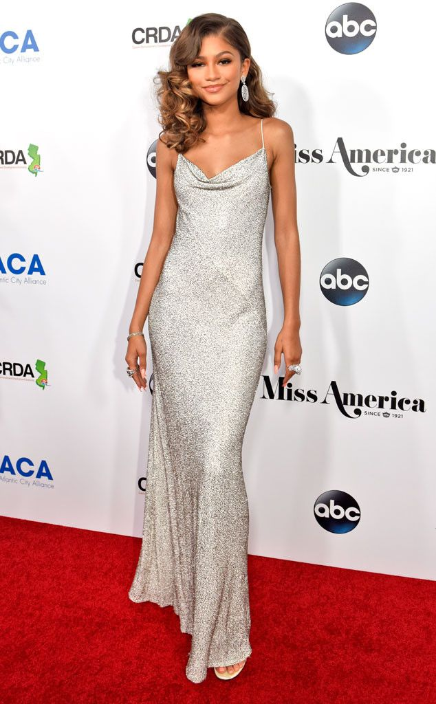 Old Hollywood Glam from Zendaya's Best Looks   E! Online