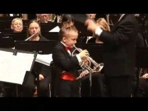 8 Year Old Trumpet Prodigy | *TALENT* | Pinterest | 8 year ...