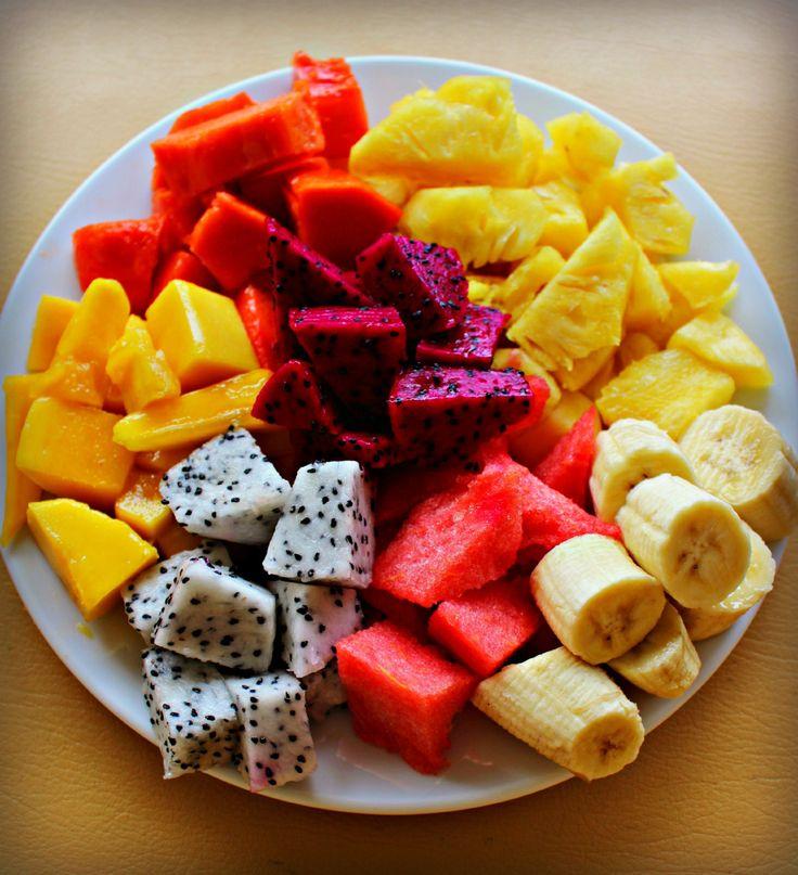 melisa-rosato:  Healthy raw vegan breakfast Desayuno crudivegano super saludable