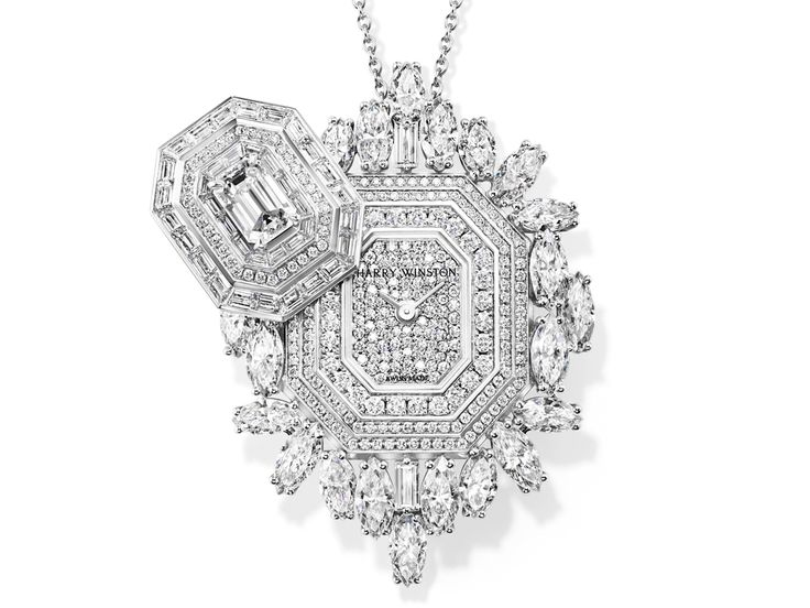WtheJournal - Read the Harry Winston's portrait on WtheJournal.com @harry