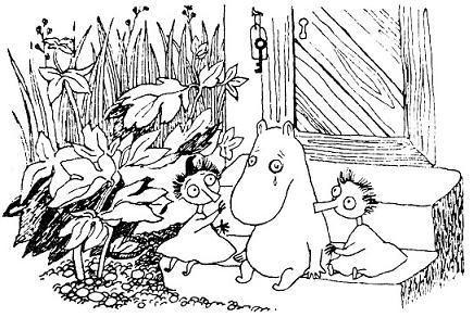 Муми-тролль: Шляпа волшебника - ГЛАВА ПОСЛЕДНЯЯ - Туве Янссон