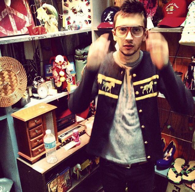 Tyler Joseph | twenty one pilots | thrift store