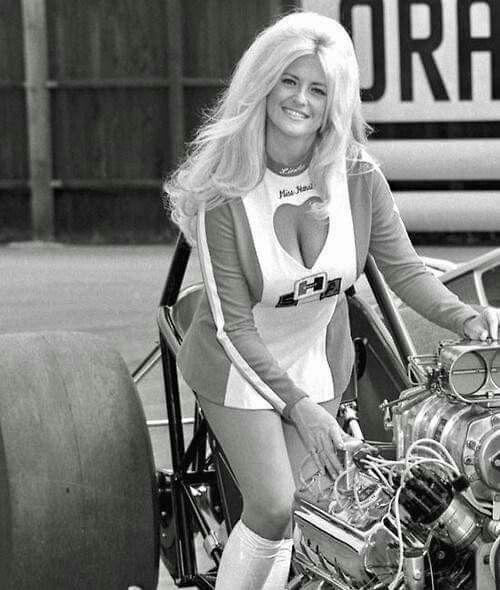 17 Best Images About Linda Vaughn On Pinterest Legends