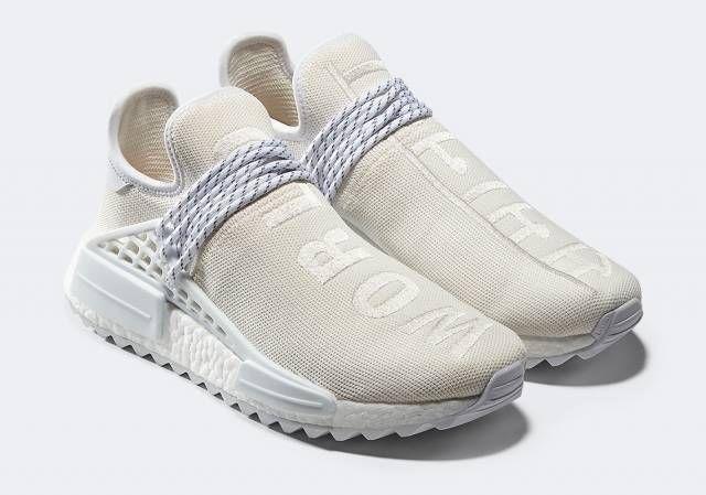 timeless design 8a7dc d2446 Pharrell X Adidas Nmd Hu Holi Blank Canvas Size 10.5 in 2019 ...