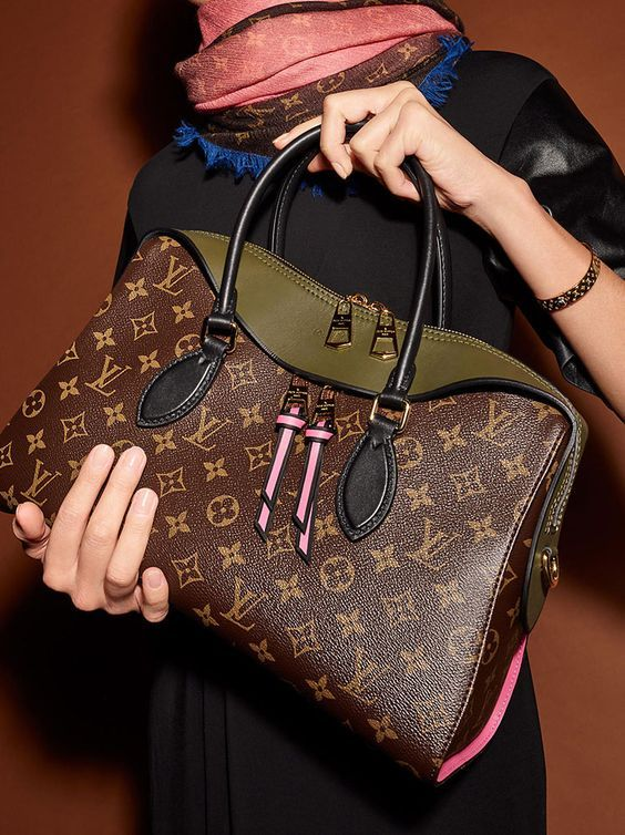 Louis Vuitton Handbags Collection & More Luxury Details
