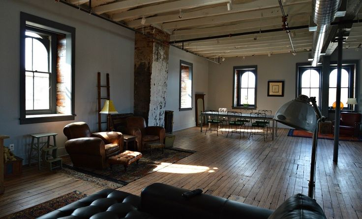 15 abandoned warehouses that were transformed into totally habitable homes // airy + open