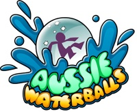 Gold Coast attractions - Aussie Waterballs at Pacific Fair