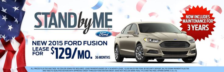 New 2015 #Ford Fusion Lease For $129 Month! http://www.gusmachadoford.com/ #miami #hialeah #kendall