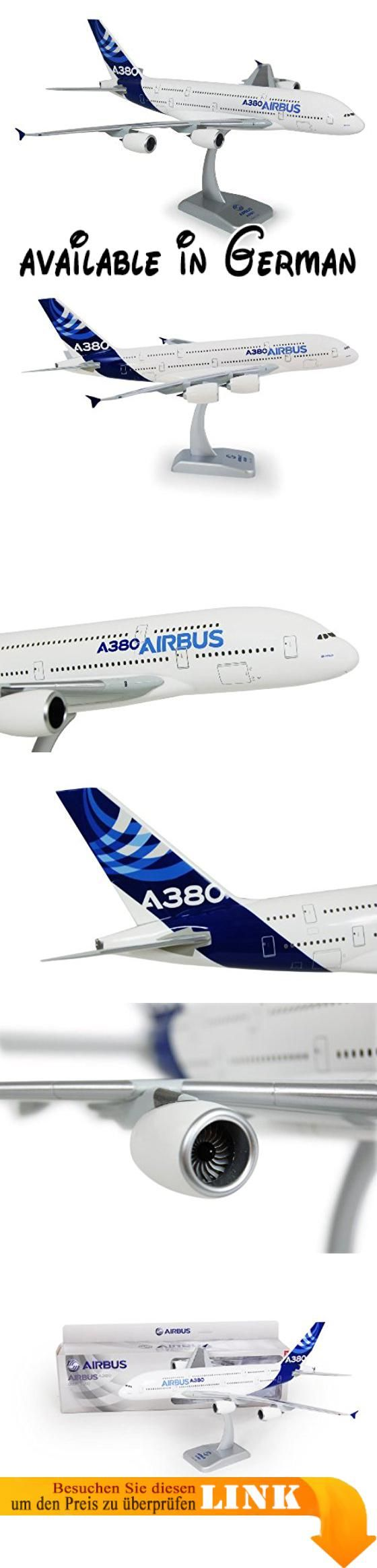 B004MY710M : Airbus A380-800 House Colour new livery 1:200. Airbus A380-800 House Colour im Maßstab 1:200. Premium-Qualität. Originalgetreue Airbus Lackierung. Inklusive Standfuß. Kunststoff Steckmodell (ohne Kleber)