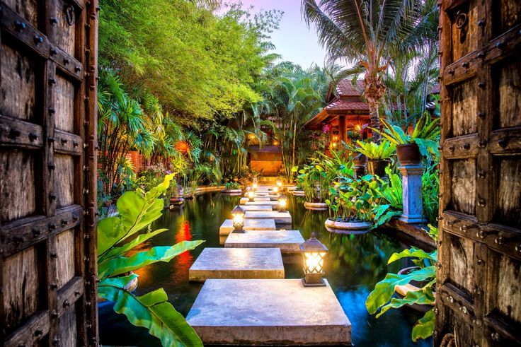 Enchanting Tropical Gardens