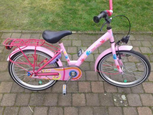 roze kinderfiets- ZeelandNet Prikbord
