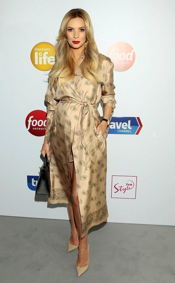 Izabela Janachowska Fashion Fashionista Style