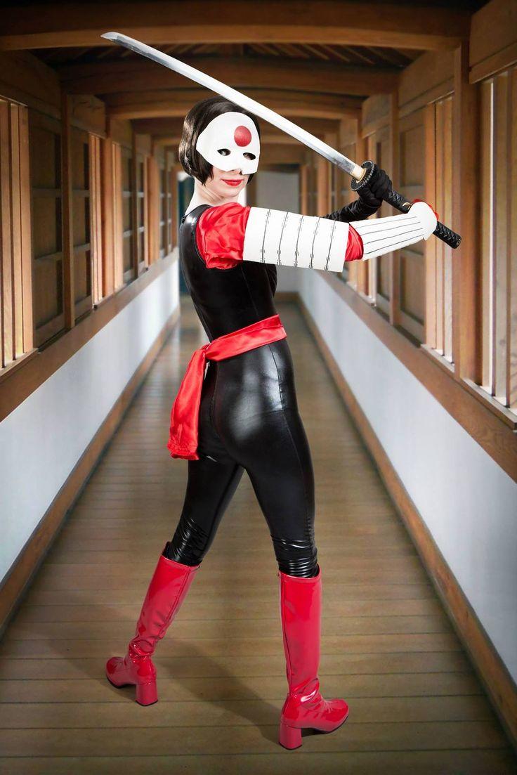 Katana (Tatsu Yamashiro) #cosplay | Superheroine Cosplays ...