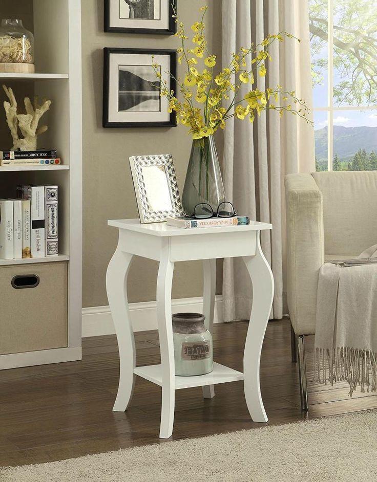 Best 25+ Living room end tables ideas on Pinterest   Farmhouse end ...