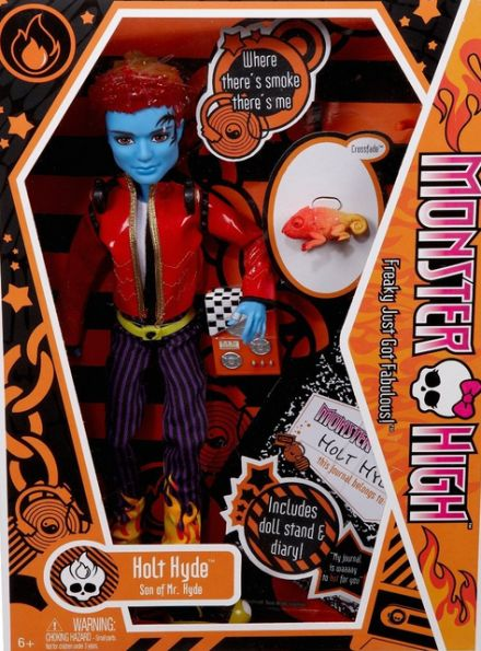 rare monster high boy dolls   The rarest boy monster high doll
