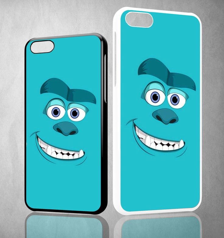 monsters inc face WALLPAPER Y1293 iPhone 4S 5S 5C 6 6Plus, iPod 4 5, LG G2 G3 Nexus 4 5, Sony Z2 Case