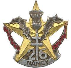 Infanterie - Chant du 26ème RI !