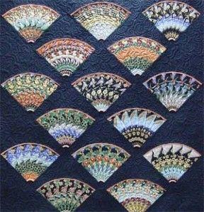fan quilt