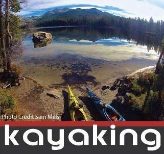 places to kayaking california