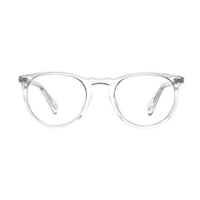 Warby Parker Haskell glasses, $95 warbyparker.com