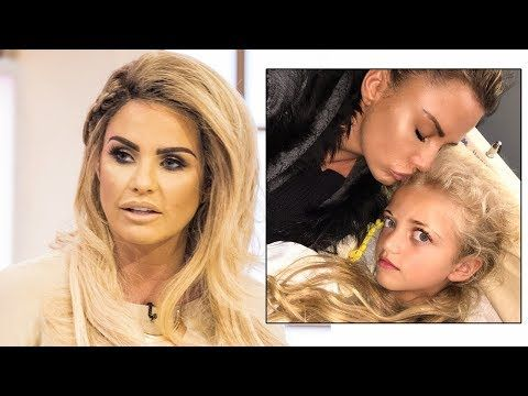 Katie Price's Daughter Princess, 9, Launches Her Own Showbiz Career With...