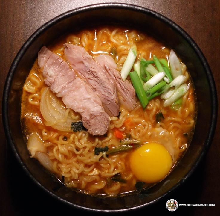 #1042: Nongshim Potato Pork Ramyun
