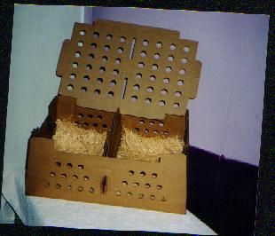 USPS approved shipping boxes & poultry supplies