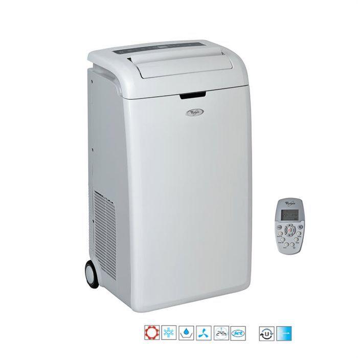 climatiseur cdiscount climatiseur whirlpool amd091 prix 395 81 euros soldes cdiscount top. Black Bedroom Furniture Sets. Home Design Ideas