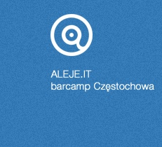 Aleje.IT - oficjalne logo #czestochowa #poland #barcamp #event