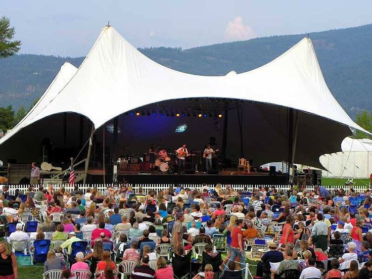 The Festival at Sandpoint, Idaho