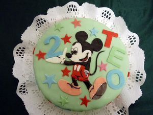 Tort tematic - Mickey Mouse