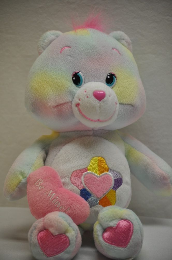 Toys For Cheerleaders : Best images about care bears stuffed on pinterest