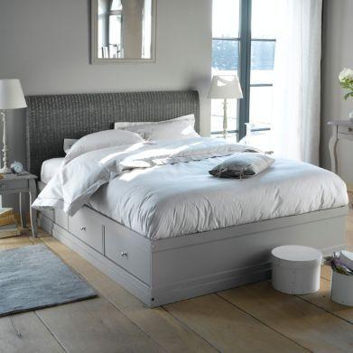25 best ideas about lit 2 personnes on pinterest lit. Black Bedroom Furniture Sets. Home Design Ideas
