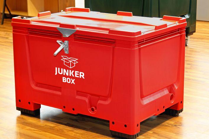 Junker Umzugs Transport und Storage Lösungen