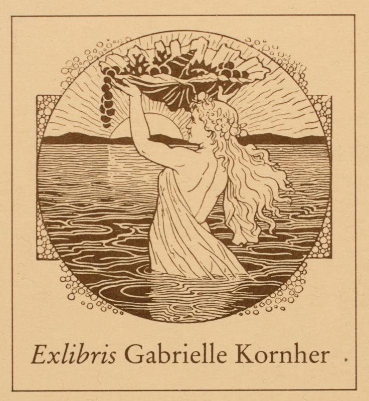 Art-exlibris.net Artist: Margarete Driesch-Reifferscheidt