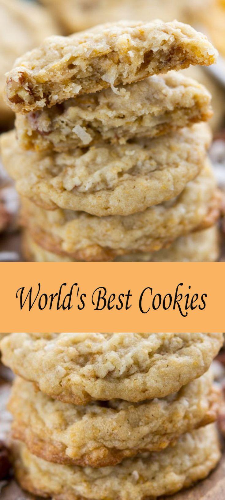 Spectacular World us Best Cookies