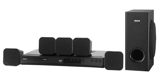 RCA - 200W 5.1-Ch. Upconvert DVD Home Theater System $49.99 Shipped $49.99 ($99.99) - http://couponingforfreebies.com/rca-200w-5-1-ch-upconvert-dvd-home-theater-system-49-99-shipped-49-99-99-99/