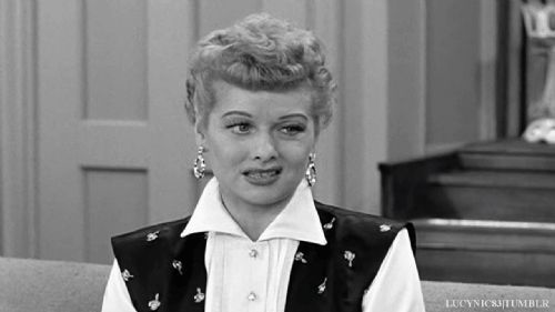 Lucille Ball & I Love Lucy GIF - She made the best faces! #gif