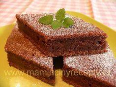 Kakaová buchta z cukety (cukeťák)