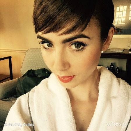 Lily Collins(リリー・コリンズ)