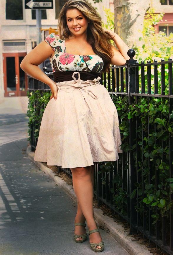 Fat Lady Dress Up