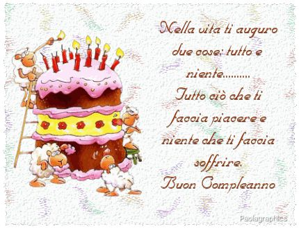 Nella vita ti auguro due cose: tutto e niente... Buon Compleanno #compleanno #buon_compleanno #tanti_auguri
