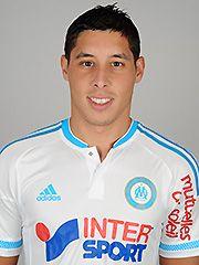 Abdelaziz Barrada, joueur de l'Olympique de Marseille   OM.net