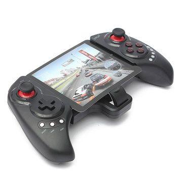 Ipega PG-9023 Wireless Bluetooth Telescopic Controller Gamepad Joystick for iOS Android Tablet iPad Sale - Banggood.com