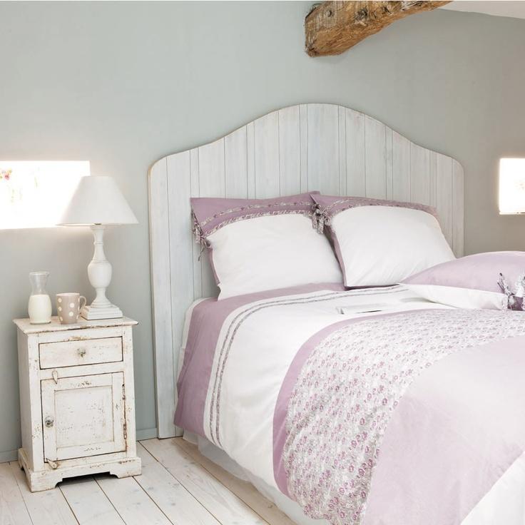 Testata letto 170 cm apolline interior design pinterest duvet sets shabby and duvet - Testata letto shabby ...