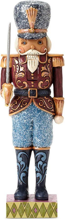 Jim Shore Victorian Nutcracker Collectible Figurine